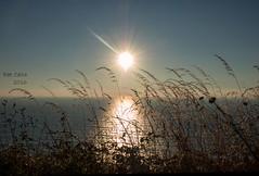 sunset (Pat Celta) Tags: nikon d70 sunset puestasdesol summer verano mar azul sol galicia galiza cabohome bueu