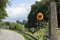 Bikepacking Switzerland (Kitty Terwolbeck) Tags: switzerland zwitserland swiss schweiz bikepacking cycling cycletour trekking fietstrekking fietstrektocht zoll douane border germany duitsland deutschland rheinroute veloland velolandschweiz