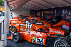 March 761 F1, Porsche 935 K1, 934 RSR, BMW E9 3.0 CSL (belgian.motorsport) Tags: 1976 march 761 f1 porsche 935 k1 934 rsr turbo bmw e9 30 csl classic days schloss dyck 2016 jagermeister jgermeister jaegermeister