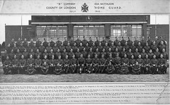 County of London Home Guard (stephen.lewins (1,000 000 UP !)) Tags: countyoflondon londonhomeguard middlesexhomeguard lptbhomeguard isleworth ww2 civildefence homeguard dadsarmy