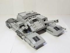 Star Wars Imperial Heavy Armored Siege Tank (HA-ST) (RedLionpaw) Tags: lego starwars tank moc vehicle galacticempire