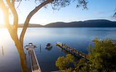 Lot 22 Hawkesbury River, Bar Point NSW