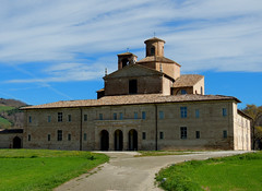 Urbania - il Barco Ducale (anto_gal) Tags: parco urbino palazzo pesaro marche urbania casteldurante barco2015