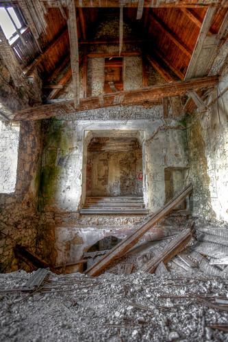 Ostrosac Castle Ballroom