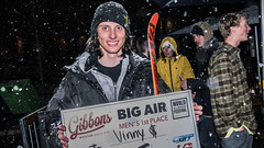 Gibbons Life Big Air Awards Plazapalooza