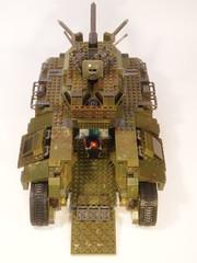 P1011615 (michaelkalkwarf) Tags: michael tank lego space halo marines spartan mega moc blok unsc kalkwarf