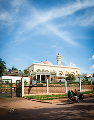 National Mosque, Kampala (Phil Songa) Tags: building architecture islam religion mosque uganda kampala