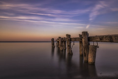 Sunset at Fifty Point (hey its k) Tags: longexposure sunset sky nature landscape hfg fiftypointconservationarea canon6d img9981e