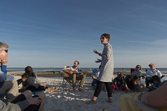 20150404007603_saltzman (tourosynagogue) Tags: usa beach dinner bonfire ms biloxi passover sedar havdalah tourosynagogue presedarservice