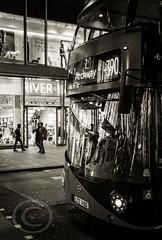 London Nov 2015 (7) 010 - Oxford Street (Mark Schofield @ JB Schofield) Tags: park christmas street city winter england white black london monochrome canon fairground carousel hyde oxford rides nightlife wonderland stalls 5dmk3