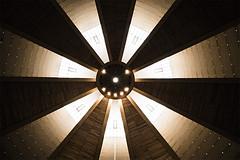 (ilConte) Tags: church architecture torino kirche chiesa architektur turin architettura mariobotta botta chiesadelsantovolto