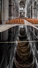 Steinway and saints (amateur72) Tags: fujifilm rouen architecture colombages halftimberedhouses vieuxquartiers xt1
