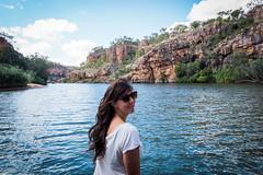 Katherine Gorge cultural boat trip_