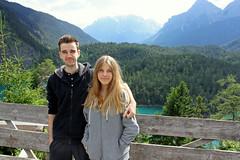 Zugspitz View (Fozzman) Tags: summer vacations 2016 zillertal ziller valley alps alpen