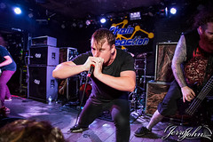 Disentomb @ Chain Reaction 5.7.2016 (JerryjohnPhotography) Tags: california county ca new dahlia music orange black records cali metal john photography death live jerry band nuclear chain elite murder blade anaheim standard oc blast reaction fallujah metalblade jerryjohn disentomb