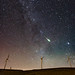 one lonely perseid