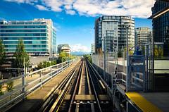 Lansdowne Station (Michael Shum) Tags: travel canada vancouver britishcolumbia richmond skytrain 2016 lansdownestation vancouvercanada2016