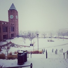 University During Winter 2013 (Kyle McLaughlin) Tags: university winter 2013 colorado springs harrypotter