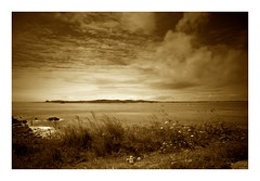 seascape (Marti Thinkso) Tags: seascape sea islands clouds scillyisles scilly drama leefilters 6ndhardgrad