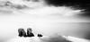 Urro El Manzano (Philippe Saire || Photography) Tags: canon eos 5d mark iii ef 1740mm f4l usm nature paysage landscape seascape eau water mer sea ocean urro elmanzano losurros liencres cantabrie cantabria espagne spain españa noiretblanc blackandwhite bw nb mono monochrome pierre rock rocher stone long exposure wideangle jetée shore côte coast shoreline littoral coastline cokin p121s gnd8 sky nuages clouds light lumiere horizon vague wave photo photography fullframe ff pleinformat philippesaire costa quebrada ciel