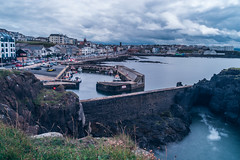 Portstewart Town (jtat_88) Tags: portstewart donegal tourists ireland mirrorlesscamera le sony town rocks causewaycoast northernireland scenery fullframe sonya7 movement seascape coast harbour seaside flow promenade nature ulster nd boats longexposure sea ilce7 sonyfe2870mmf3556oss ocean ndfilter dominicancollege atlanticocean sky cars waves reflection shops filter