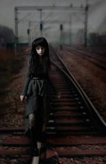 escape (dolls of milena) Tags: bjd abj doll resin dollstown dt17 soi
