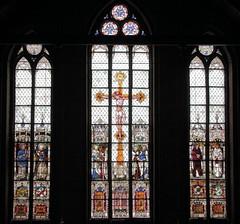 Fenster im Osten (julia_HalleFotoFan) Tags: klosterkirchestmarien fenster glasfenster glasmalerei