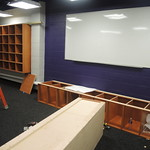 Western Hall Track and Field Room
