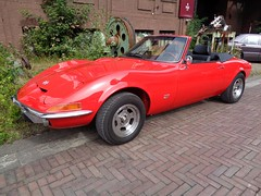 Opel GT Cabriolet (911gt2rs) Tags: treffen meeting show tuning umbau cabrio youngtimer sportwagen roadster spider convertible coachbuilt