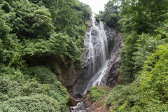 Waterfall Nuwara Eliya Sri Lanka