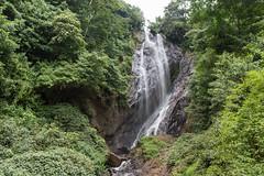 Waterfall Nuwara Eliya Sri Lanka