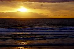 BEST OREGON SUNSET 15 -04450 (Gerry Slabaugh) Tags: ocean sunset beauty oregon sunrise coast spring waves northwest coastal oregoncoast watter gerryslabaugh