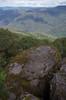 Basalt, Thunderbolts Lookout, Barrington Tops National Park, NSW, 07/02/15 (Russell Cumming) Tags: rock newsouthwales basalt muswellbrook barringtontopsnationalpark thunderboltslookout