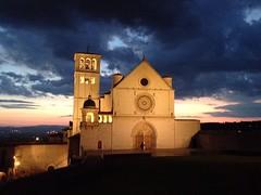 Assisi. (coloreda24) Tags: italy europa europe italia perugia assisi umbria 2014 basilicadisanfrancesco iphone4s