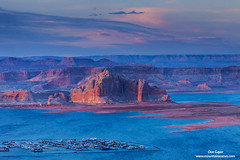 Sunset at Lake Powell (Don Geyer) Tags: sunset usa sunlight lake water ecology sunshine outside outdoors evening utah us spring ut scenery energy view unitedstates desert outdoor dam lakes scenic sunsets dry sunny canyon hydro springs views coloradoriver vista environment vistas habitat canyons deserts scenics evenings springtime lakepowell mojavedesert ecosystem dams hydroelectric environments hydropower habitats ecosystems naturalenvironment hydroelectricpower energies hydroelectricity aridclimate electricpower hydroelectricdam electricdam naturalenvironments aridclimates springtimes hydroelectricdams sunsetonthecliffsofglencanyonabovelakepowellinthegle hydroelectricpowers electricpowers electricdams sunsetonthecliffsofglencanyonabovelakepowellintheglencanyonrecreationarea