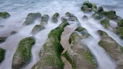 老梅綠石槽/Laomei (胚卓's photography) Tags: taiwan nd taipei 海岸 風景 cpl 東北角 haida 老梅 laomei 浪花 海大 減光鏡 老梅綠石槽