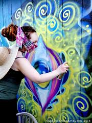 Alberta Free Walls (lucidRose) Tags: streetart alien goddess urbanart faery spraypaint mutant aerosol thirdeye rattlecan pdxart lucidrose chelsearosearts muralsandgirls albertafreewalls