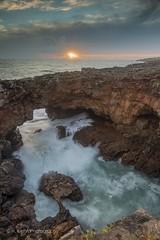 Portugal (H. Kiehn Photography) Tags: sunset brandung meer kste portugal