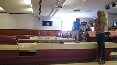 Violet Bowling (Joe Shlabotnik) Tags: 2016 bowling candlepin canonpowershots95 july2016 justviolet maine scarborough video violet