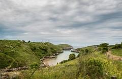 (Irene Ziel Photography) Tags: paisaje landscape llanes poo asturias spain playa beach rocas costa coast sunnyday airelibre outdoors tamron canonflickraward canon sky cielo nubes