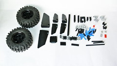 How to Build the Lego Technic Segway (MOC) (hajdekr) Tags: terrain lego mobil technic tip howto segway instructions motor guide manual remotecontrol bluetooth rc xl tutorial motorized assembly tuto moc legotechnic myowncreation sbrick xlmotor buildingguide smartmotion