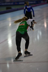 A37W1320 (rieshug 1) Tags: speedskating schaatsen eisschnelllauf skating worldcup isu juniorworldcup worldcupjunioren groningen kardinge sportcentrumkardinge sportstadiumkardinge kardingeicestadium sport knsb ladies dames 1500m