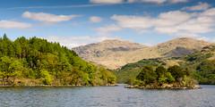 Loch Lomond (Joe Dunckley) Tags: argyll highlands lochlomond scotland scottishhighlands tarbet tarbetisland uk westhighlands forest island lake landscape mountain woodland