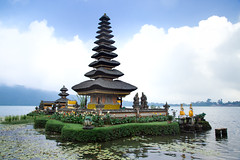 Choose love.. (areyarey) Tags: travel roof sky bali cloud lake reflection building heritage history nature beautiful stone architecture indonesia landscape asian religious island temple pagoda ancient scenery worship asia symbol god cloudy traditional famous faith religion pray culture peaceful landmark holy exotic sacred tropical destination spirituality tradition spiritual hindu hinduism pura indonesian important attraction ulun danu balinese bratan beratan areyarey
