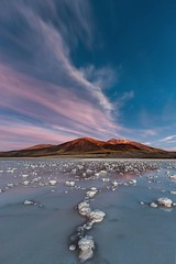 Laguna Tuyajto (vglima1975) Tags: landscape nature travel atacama atacamadesert sanpedrodeatacama clouds longexposure nightphotography inexplore