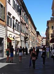 Pisa - Corso Italia (Maxofmars) Tags: europe europa ville city ciudad citta stadt rue street calle strasse strada via straat carrer italie italia italy toscane toscana pise pisa