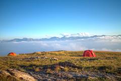 Rosa di sera bel tempo si spera (XXAquarius) Tags: cugn di goria alpi weekend trekking sera natura nature paesaggi hdr