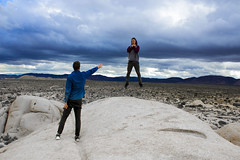 Force Choke (dominate15) Tags: findyourpark nationalparks explore travel outdoors hiking outside climb joshuatree jump jumping jtree