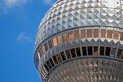 Radio Tower II (DerPedde) Tags: berlin tower radio alexanderplatz rathaus funkturm radiotower kugel aussichtsplattform