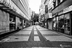 Köln: menschenleer 4/11